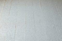 Sneeuwpatina op houten vertragingenachtergrond Stock Afbeeldingen