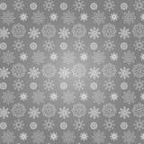 Sneeuwpatroon Royalty-vrije Stock Fotografie