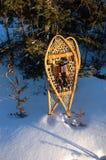 Sneeuwschoenen Royalty-vrije Stock Afbeeldingen