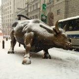 Sneeuwtoeristische attractie Royalty-vrije Stock Afbeelding