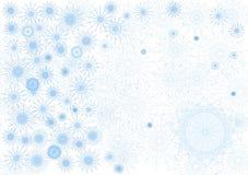 Sneeuwval royalty-vrije illustratie