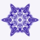 Sneeuwvlok Royalty-vrije Illustratie