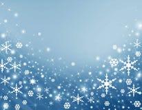 Sneeuwvlok Stock Afbeeldingen
