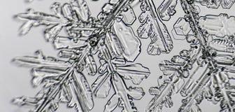 Sneeuwvlok pattertn Royalty-vrije Stock Afbeeldingen