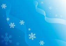 Sneeuwvlokken Royalty-vrije Stock Fotografie