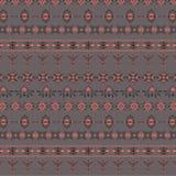 Sneeuwvlokken naadloos patroon voor Kerstmis verpakking, textiel, behangillustratie Stock Foto