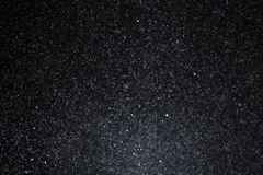 Sneeuwvlokken op donkere hemel Royalty-vrije Stock Afbeeldingen