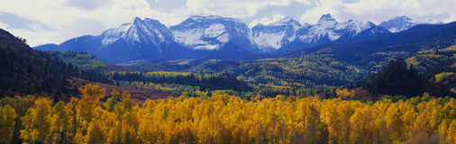 Sneffels Mountain Royalty Free Stock Images