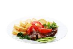 Snel varkensvlees Royalty-vrije Stock Fotografie