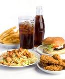 Snel voedsel Stock Foto's
