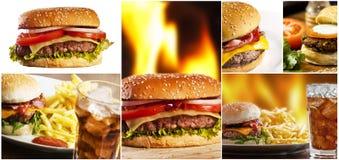Snel voedsel Royalty-vrije Stock Foto