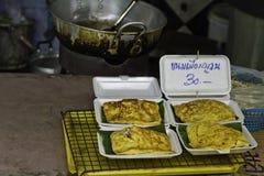 Snel voedsel Thailand Stock Foto's