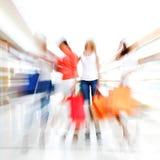 Snel winkelend Stock Fotografie