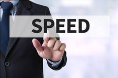 snelheid Royalty-vrije Stock Afbeeldingen