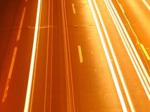 Snelheid van licht Royalty-vrije Stock Foto