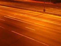 Snelheid van licht Stock Afbeelding