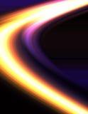 Snelheid van licht Royalty-vrije Stock Afbeelding