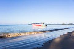 Snelheidsboot Royalty-vrije Stock Afbeelding