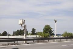 Snelheidscamera Royalty-vrije Stock Fotografie