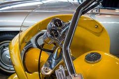 Snelheidsmeter en tachometer van van de de STRAAT Lage luxe van motorharley-davidson de PROvoering Kenny Boyce, 2000 Stock Afbeelding