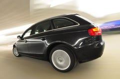 Snelle Auto Royalty-vrije Stock Foto's