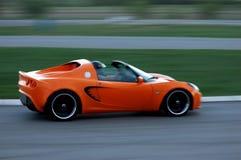 Snelle Auto Stock Afbeelding