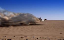 Snelle kameel Royalty-vrije Stock Foto's