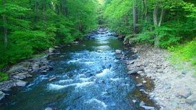 Snelle rivier royalty-vrije stock foto