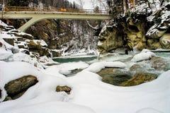 Snelle rivier royalty-vrije stock fotografie