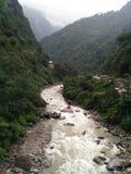 Snelle rivier royalty-vrije stock foto's
