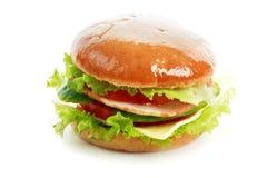 Snelle sandwich Stock Fotografie