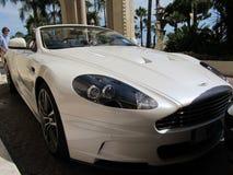 snelle super samochód Obraz Royalty Free