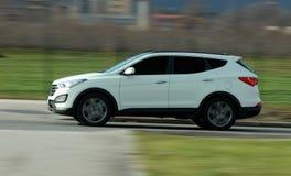 Snelle SUV Royalty-vrije Stock Foto