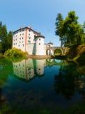 Sneznik Castle Stock Images