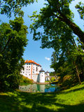 Sneznik Castle Royalty Free Stock Photo