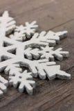 Snöflinga Arkivbilder