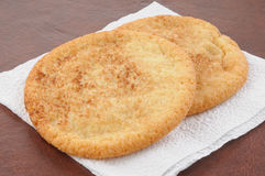Snickerdoodle Cookies Royalty Free Stock Photo