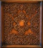 snida dörren Arkivbild