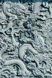 snida drakestenen royaltyfri foto