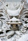 Snida för drakehuvud Royaltyfri Bild