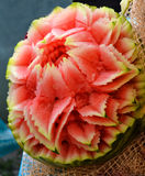 Snida för vattenmelon Royaltyfria Foton