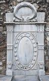snida gammal turk för marmor Royaltyfri Bild