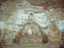 snida grottoes stena yungang Royaltyfria Bilder
