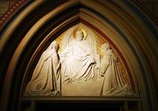 snida saintstenen Royaltyfri Fotografi