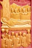 snida som är thai royaltyfri foto