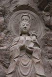 snida stenen Royaltyfri Fotografi