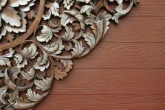 snida wood modeller Fotografering för Bildbyråer