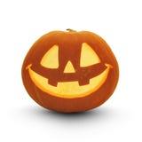 sniden halloween pumpa Royaltyfria Foton