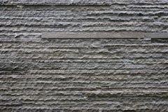 Sniden stenvägg Arkivfoton