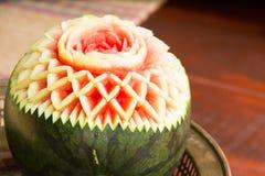 sniden vattenmelon Royaltyfri Bild